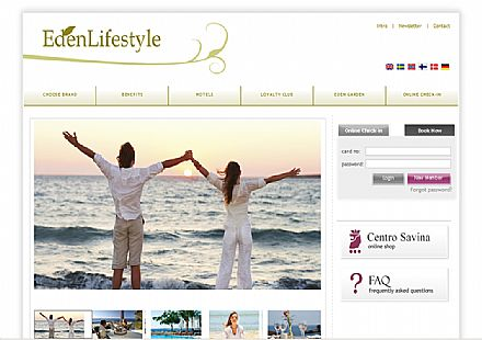 The New Edenlifestyle