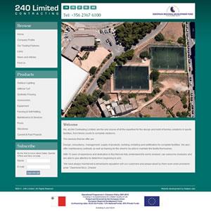 240 Contracting Ltd.