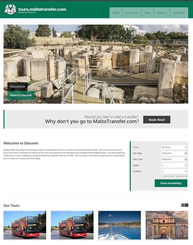 Tours.Maltatransfer.com