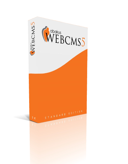 The newly released Abakus WebCMS Version 5.0