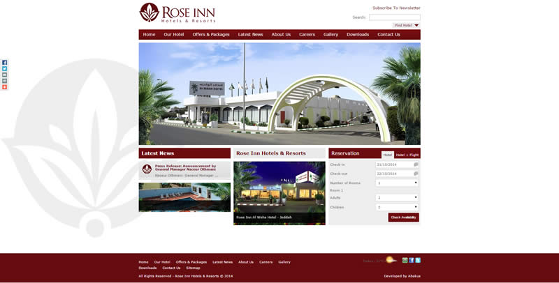 Rose Inn Hotels