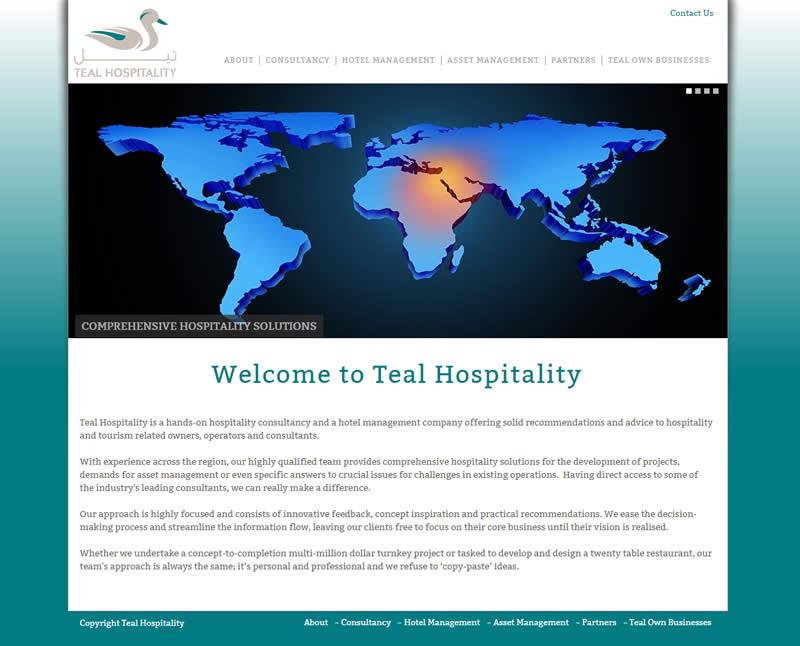 Teal Hospitality