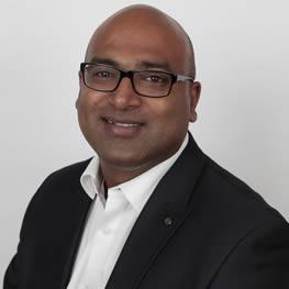 Prashant Menon - VP Sales APAC