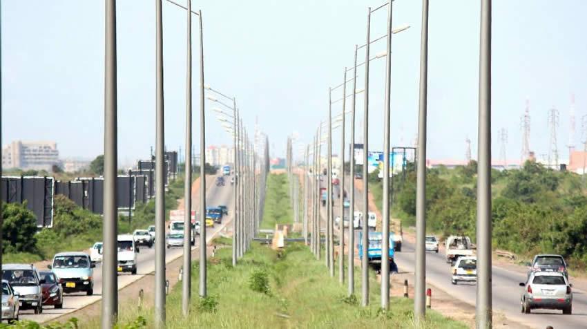 Accra Tema Motorway