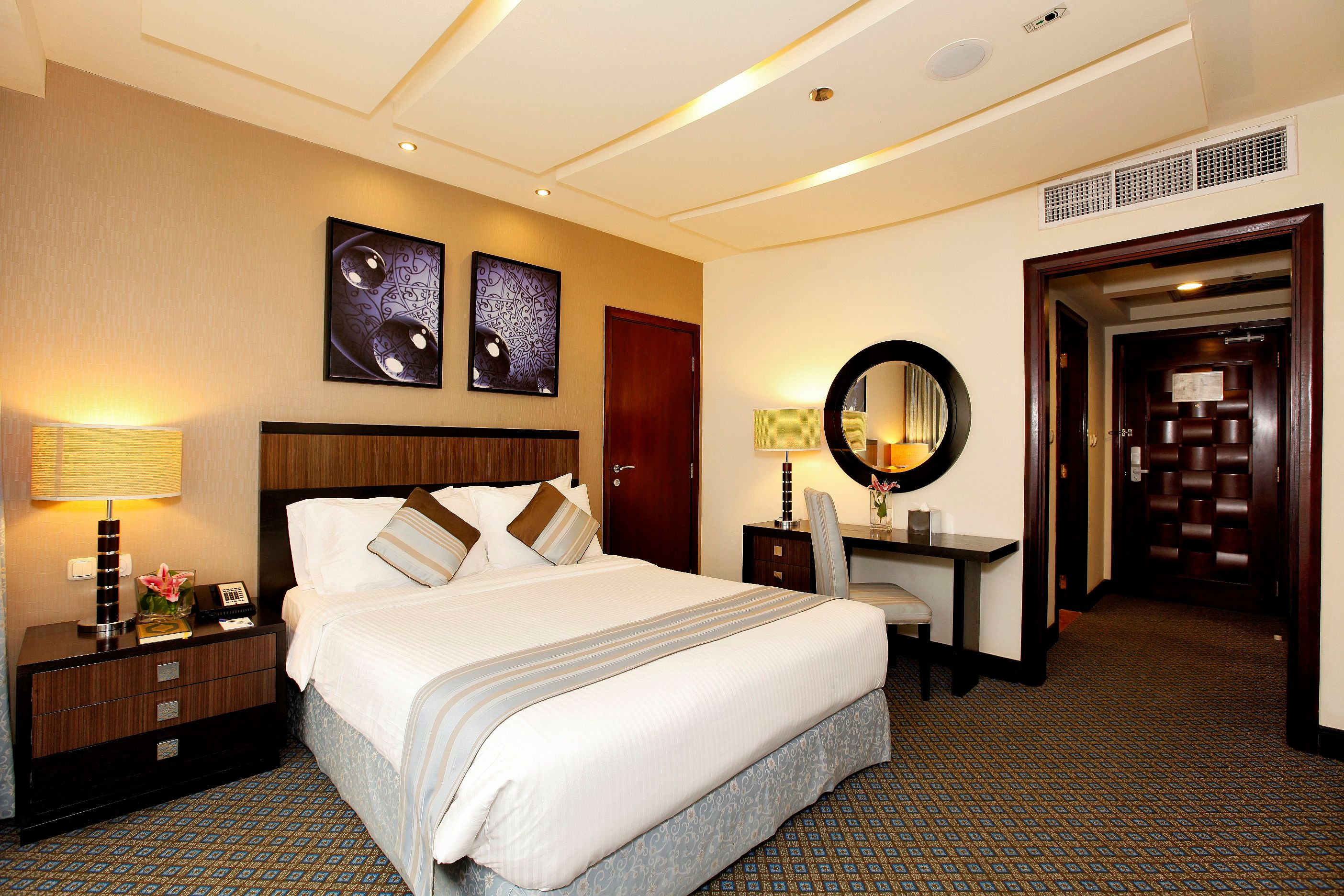 Executive Superior Double Room City View