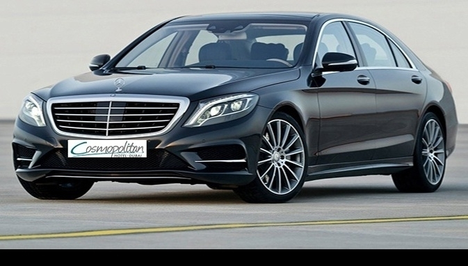 Luxury Mercedes Limousine Transfer