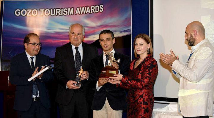 Gozo Tourism Awards 2017