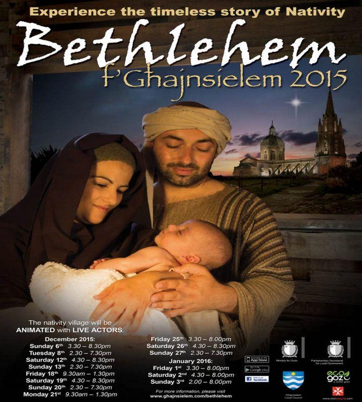 Christmas in Gozo