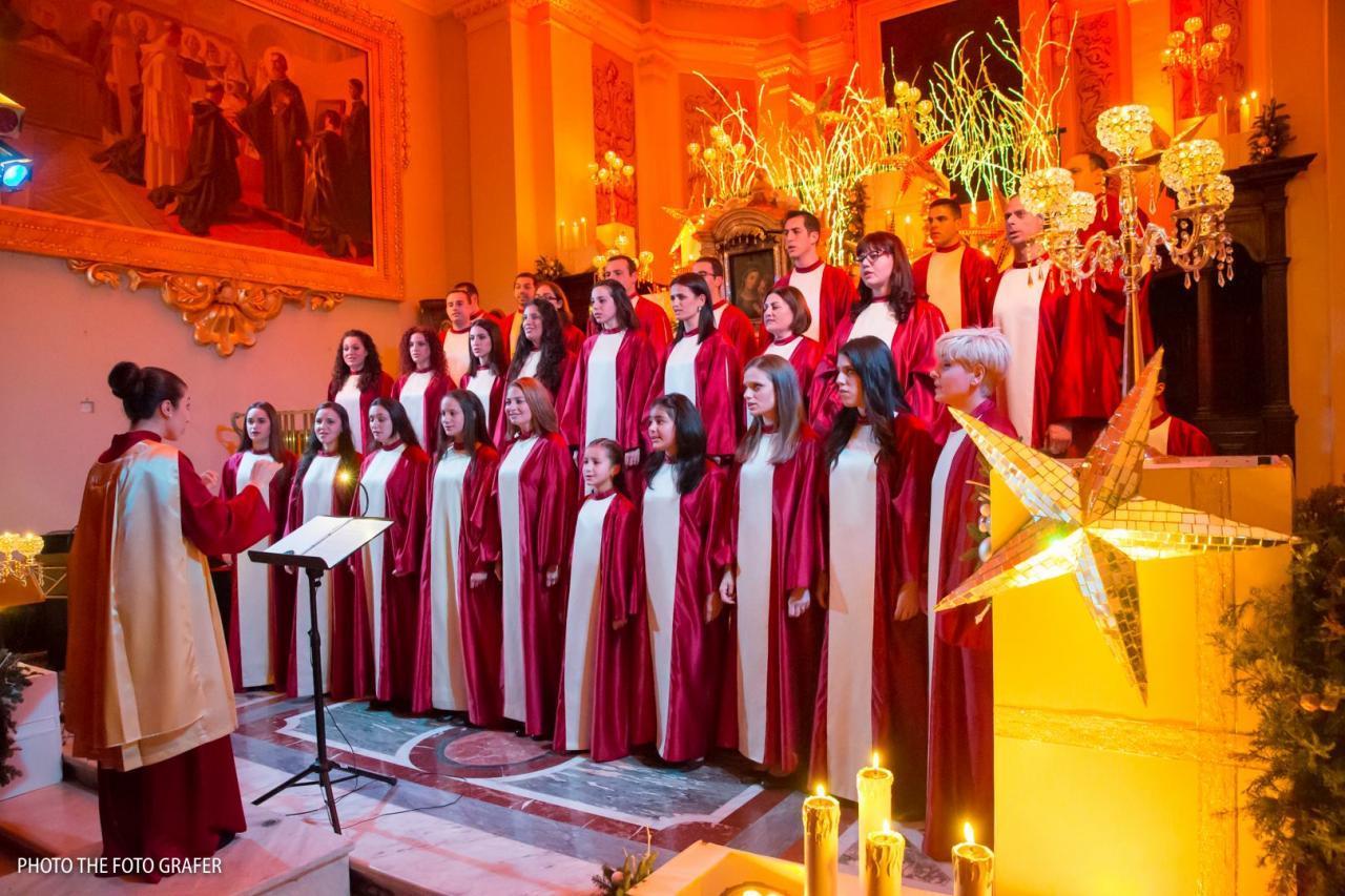 Christmas Festivities in Gozo