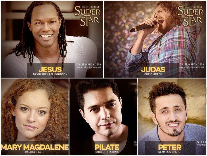 Jesus Christ Superstar Production