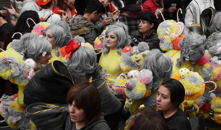 Nadur Carnival gets underway next Sunday