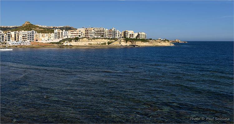 Marsalforn Bay