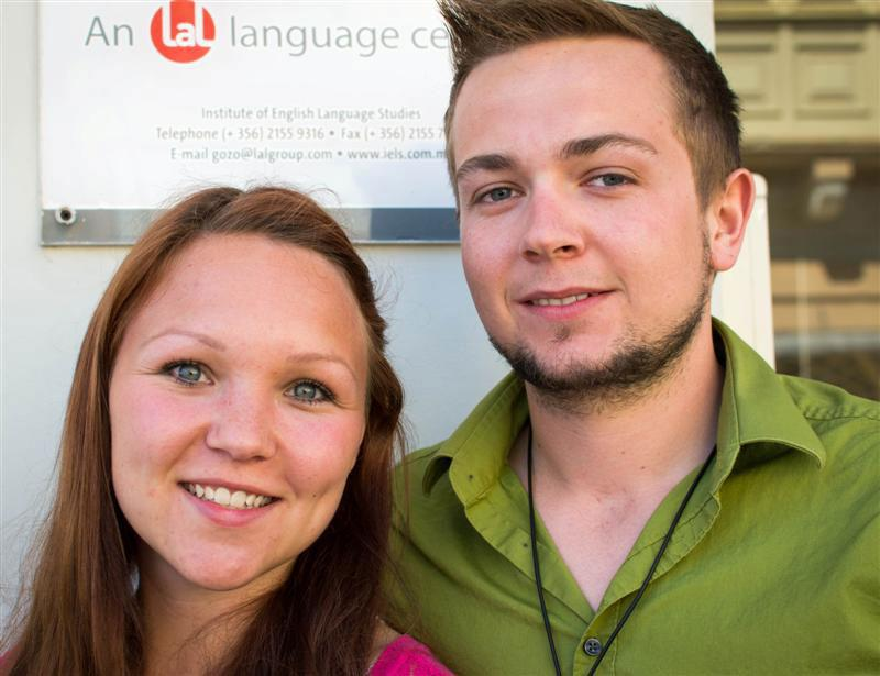 Student Testimonial - Julia & Andreas