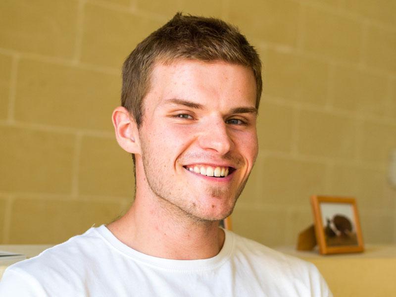 Student Testimonial - Jan Kures