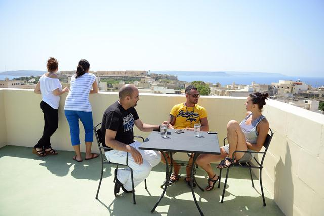 Free accommodation at IELS Gozo until the end of November
