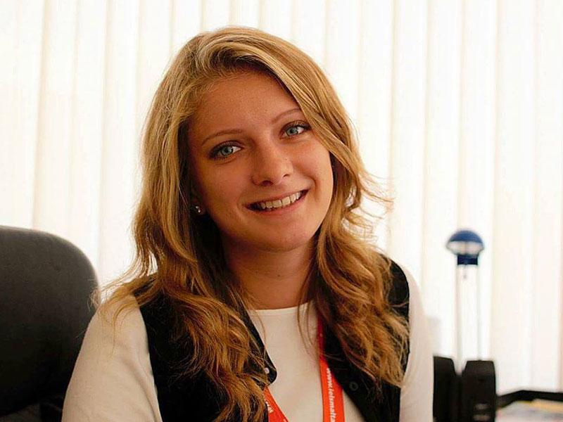Staff Testimonial - Andrea Smidova
