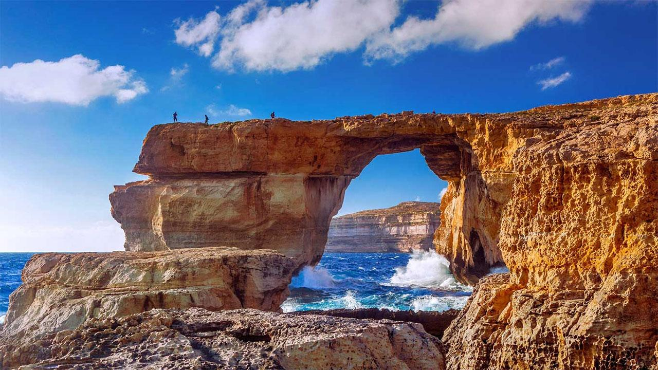 Malta and Gozo bid farewell to our greatest icon, The Azure Window