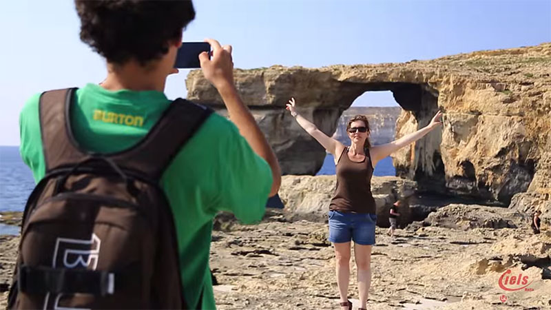 New IELS Gozo video - Discover our school and the island of Gozo