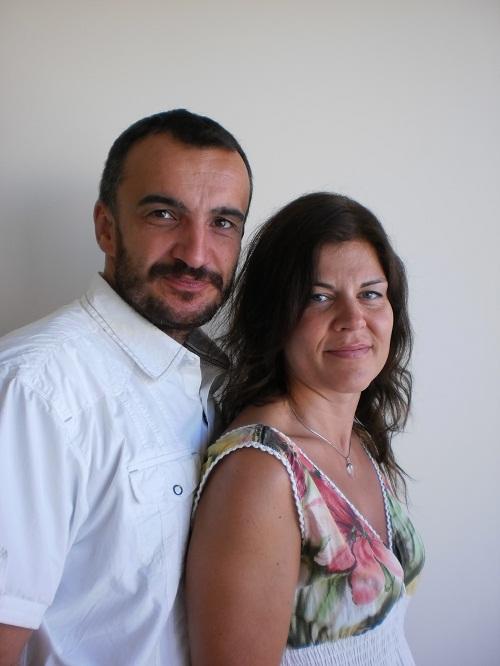 Marck Djdar & Iveta Spryuarova