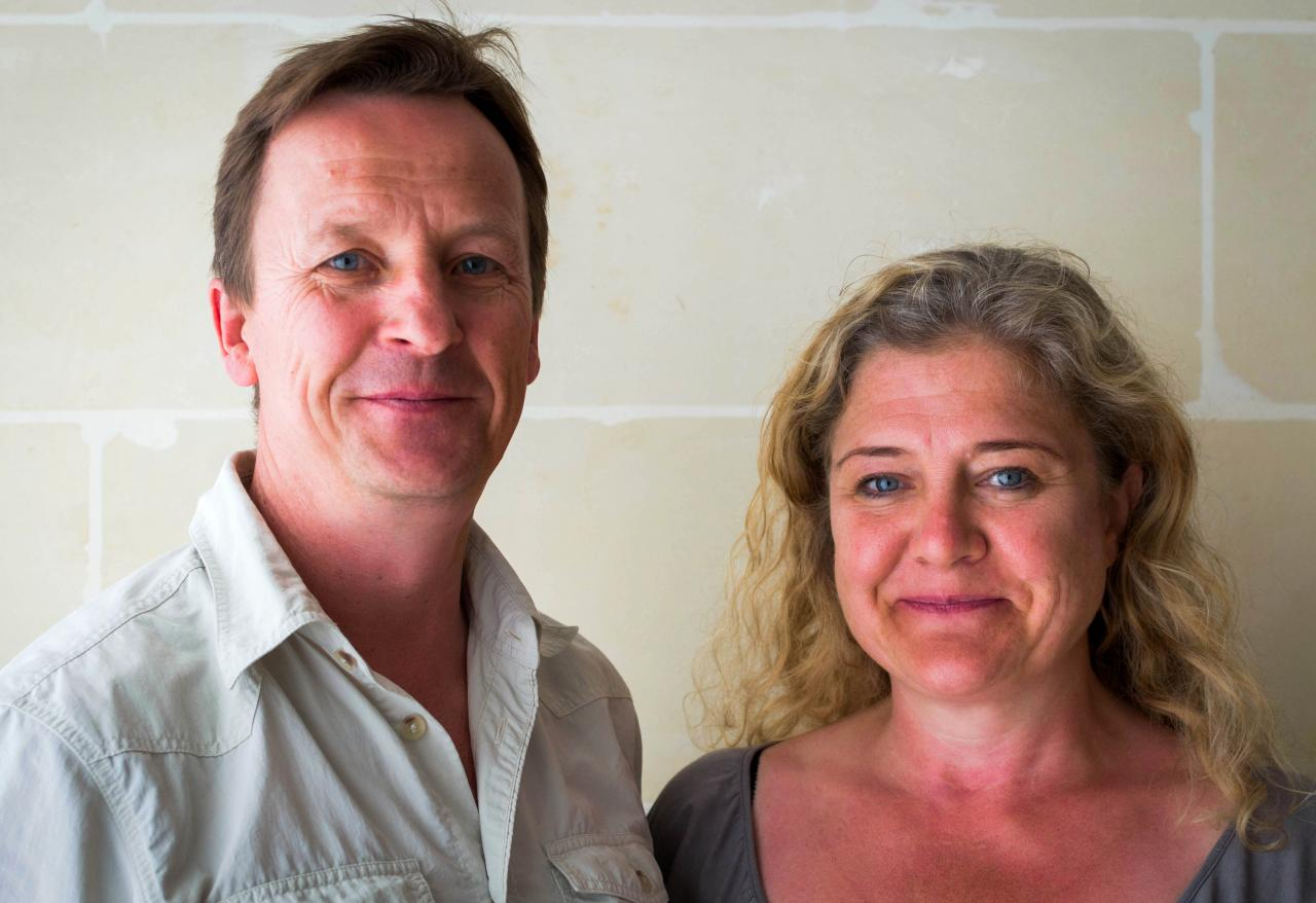 Student Testimonial - Ronald & Karola