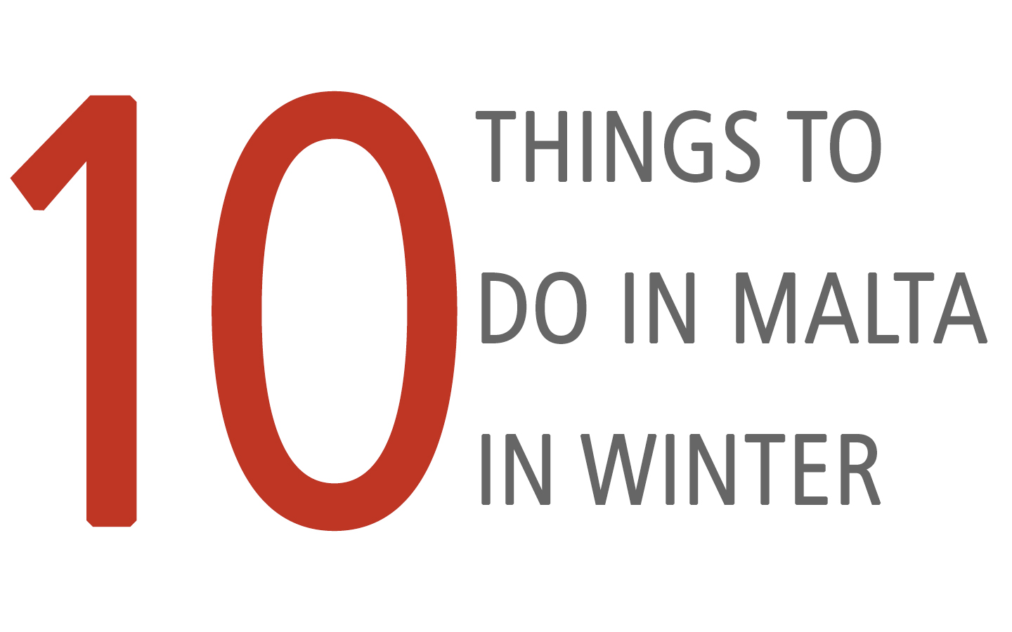10 Things to Do in Malta in Winter