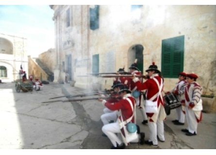 Military Re-enactment (Alarme) From 22 September to 17 November