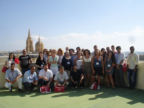 International FAM trip to Malta!