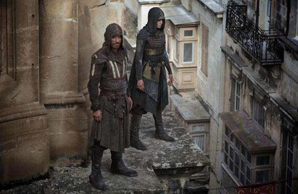 Watch Assassin's Creed after school - Movie shot in Malta