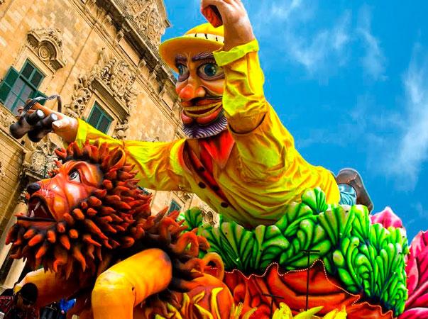 Carnival week at IELS!