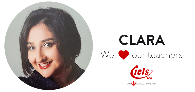 We ❤️ our teachers: Meet Clara!
