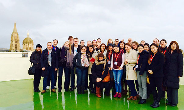 International FAM Trip 2015