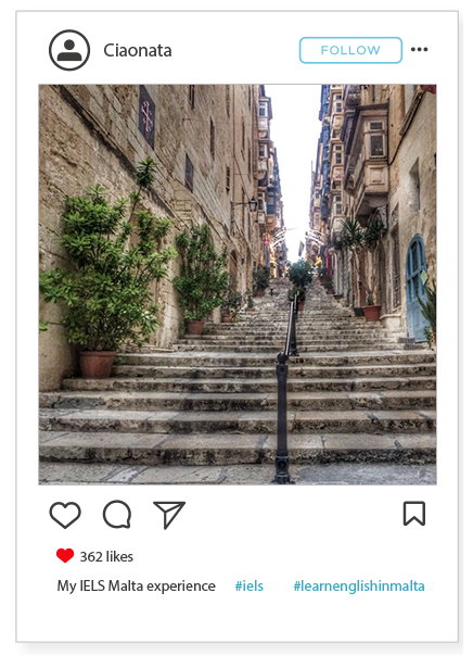 Valletta steps