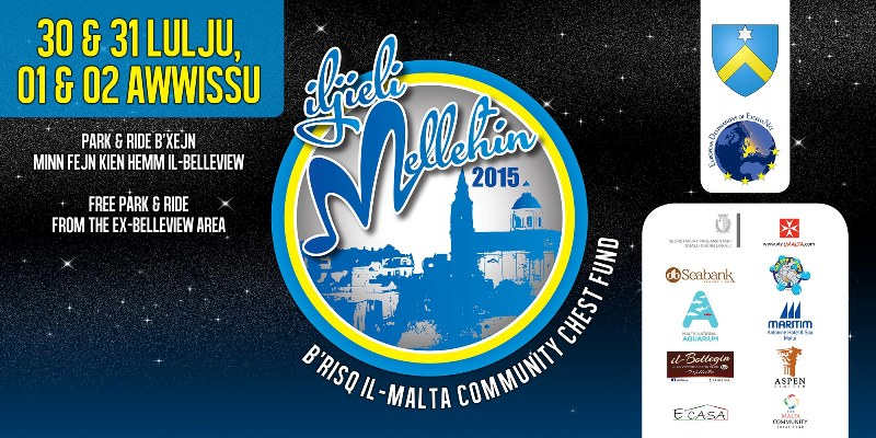 Mellieħa Nights 2015