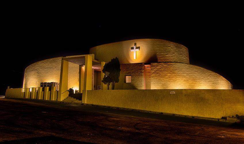 Manikata Church Floodlighting