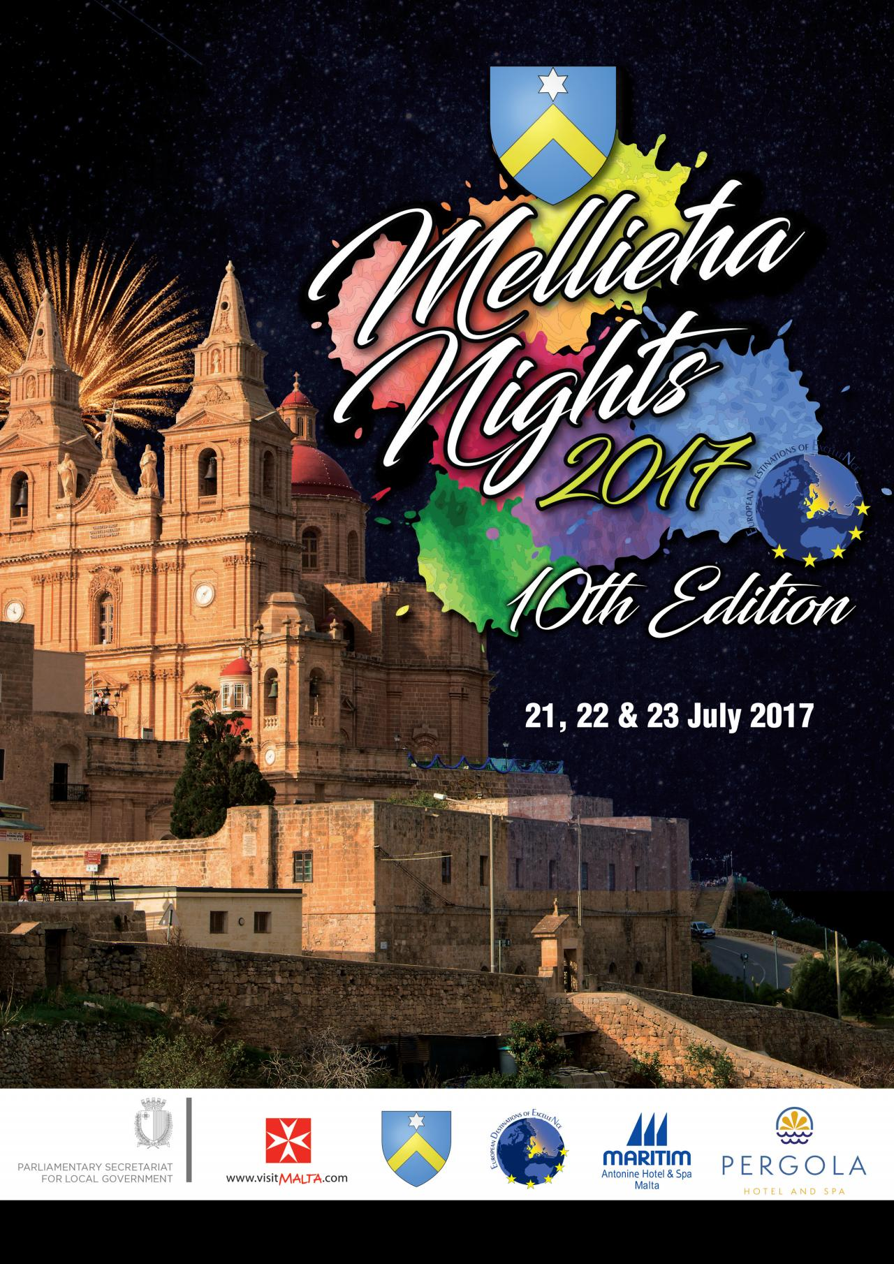 Mellieħa Nights 2017