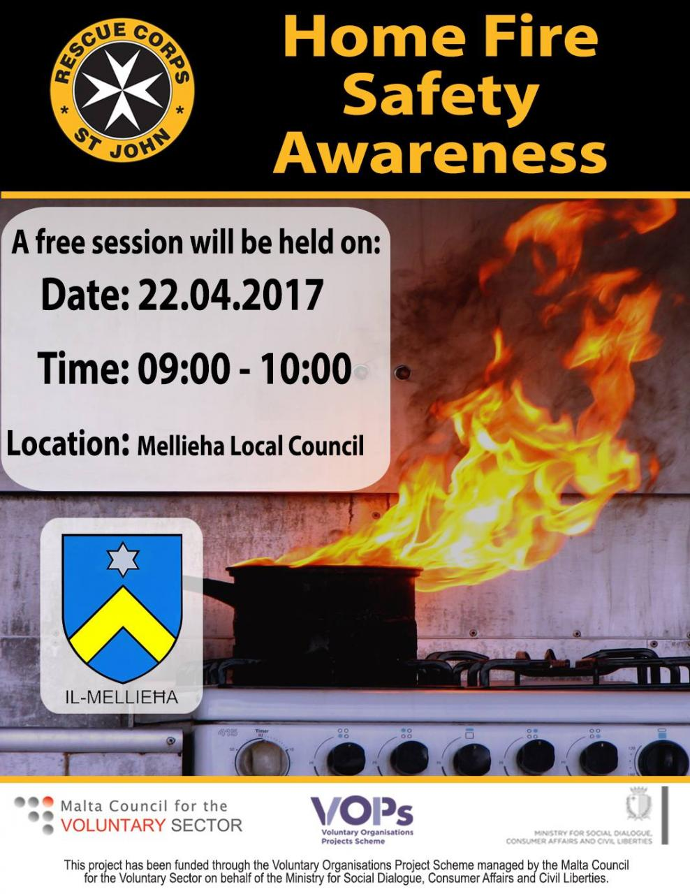 Home Fire Safety Awareness Course