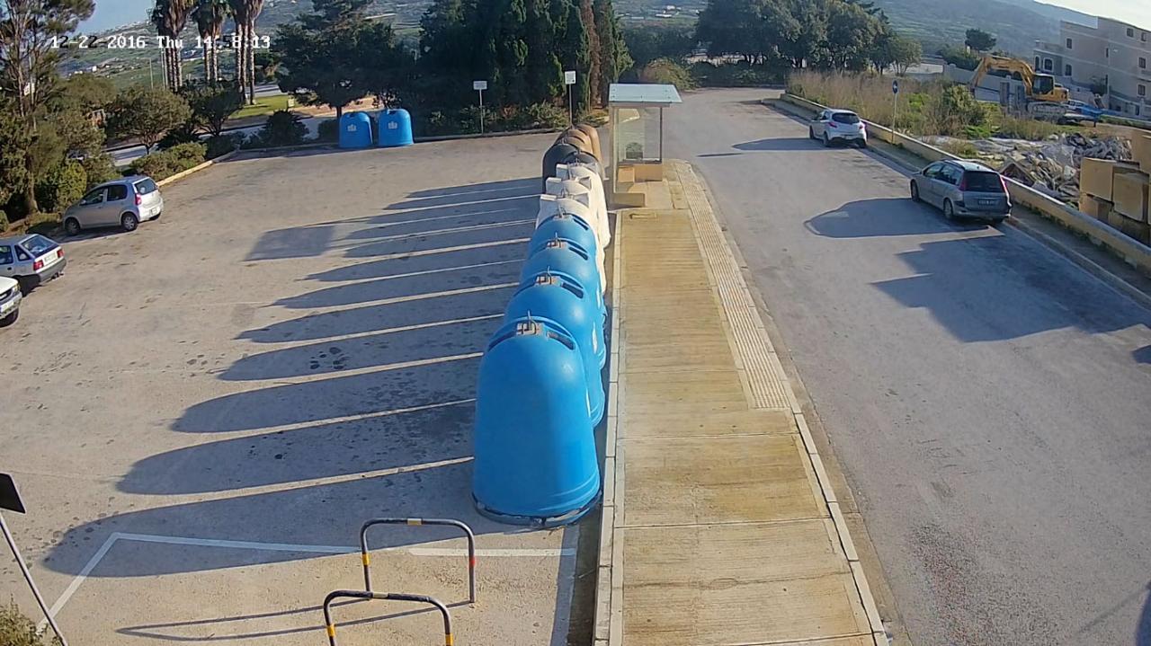 CCTV Camera in Triq l-Iżbark tal-Franċiżi