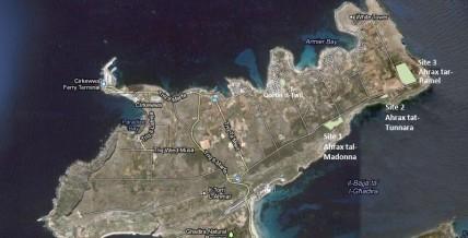 Mappa Prinċipali