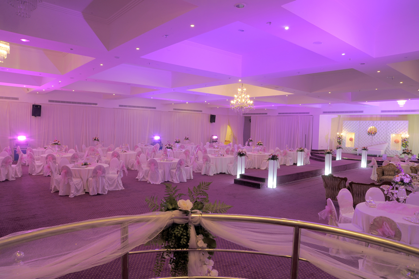 Rose Inn Al Waha Hotel - Jeddah - Big Wedding Hall