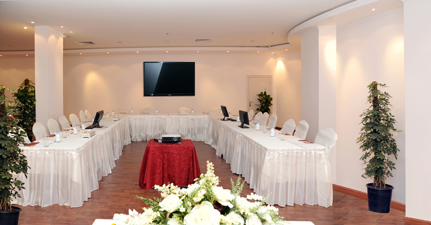 Rose Inn Al Waha Hotel - Jeddah - Conference Room