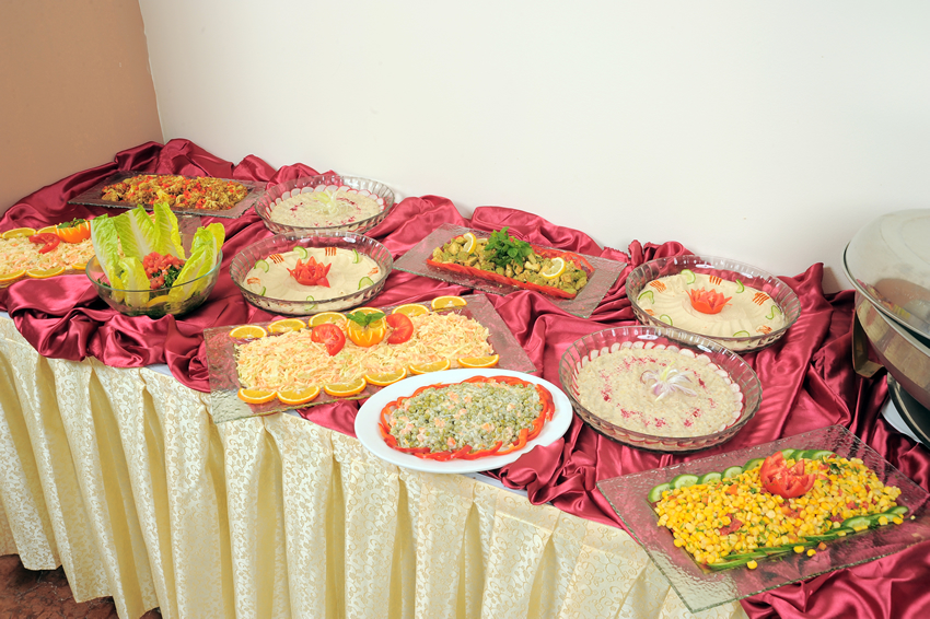 Rose Inn Al Waha Hotel - Jeddah - Food