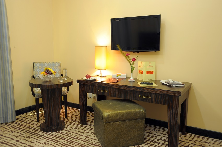 Rose Inn Al Waha Hotel - Jeddah - Single Room