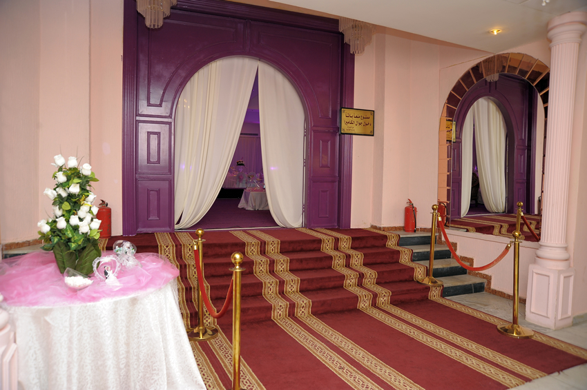 Rose Inn Al Waha Hotel - Jeddah - Entrance Hall