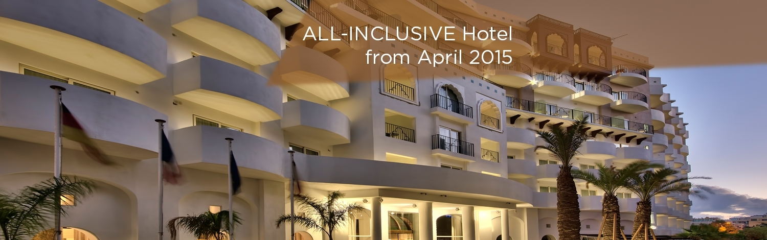 Book your stay on All-Inclusive basis