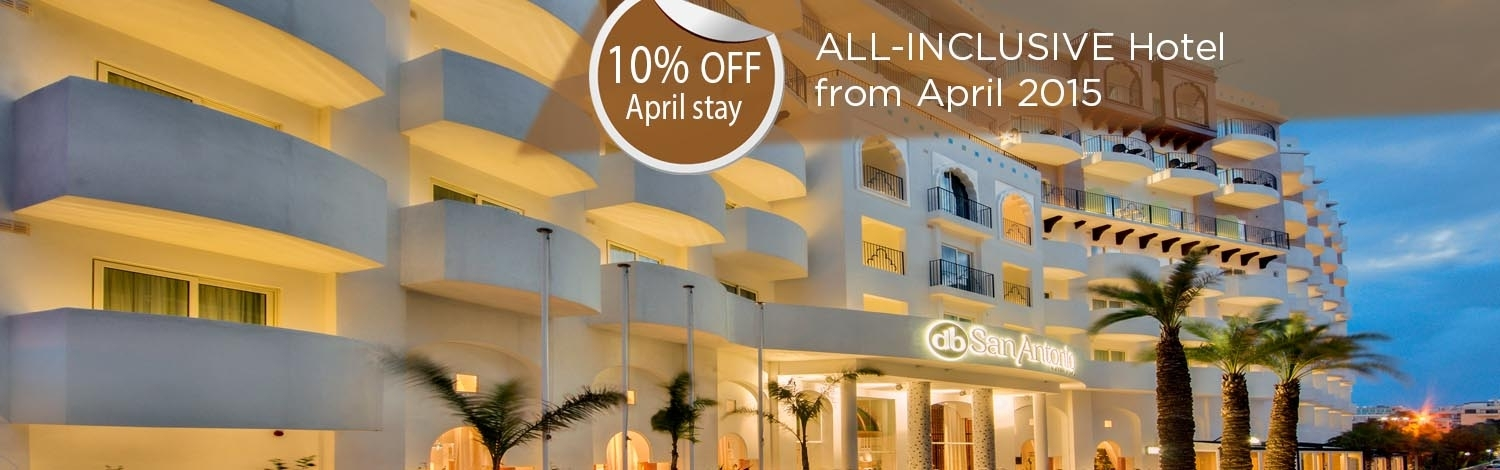April Accomodation Offer on All-Inclusive Basis