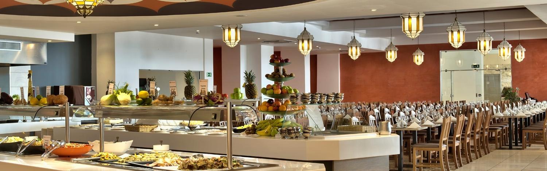 Guéliz Restaurant - Our Main Buffet Restaurant