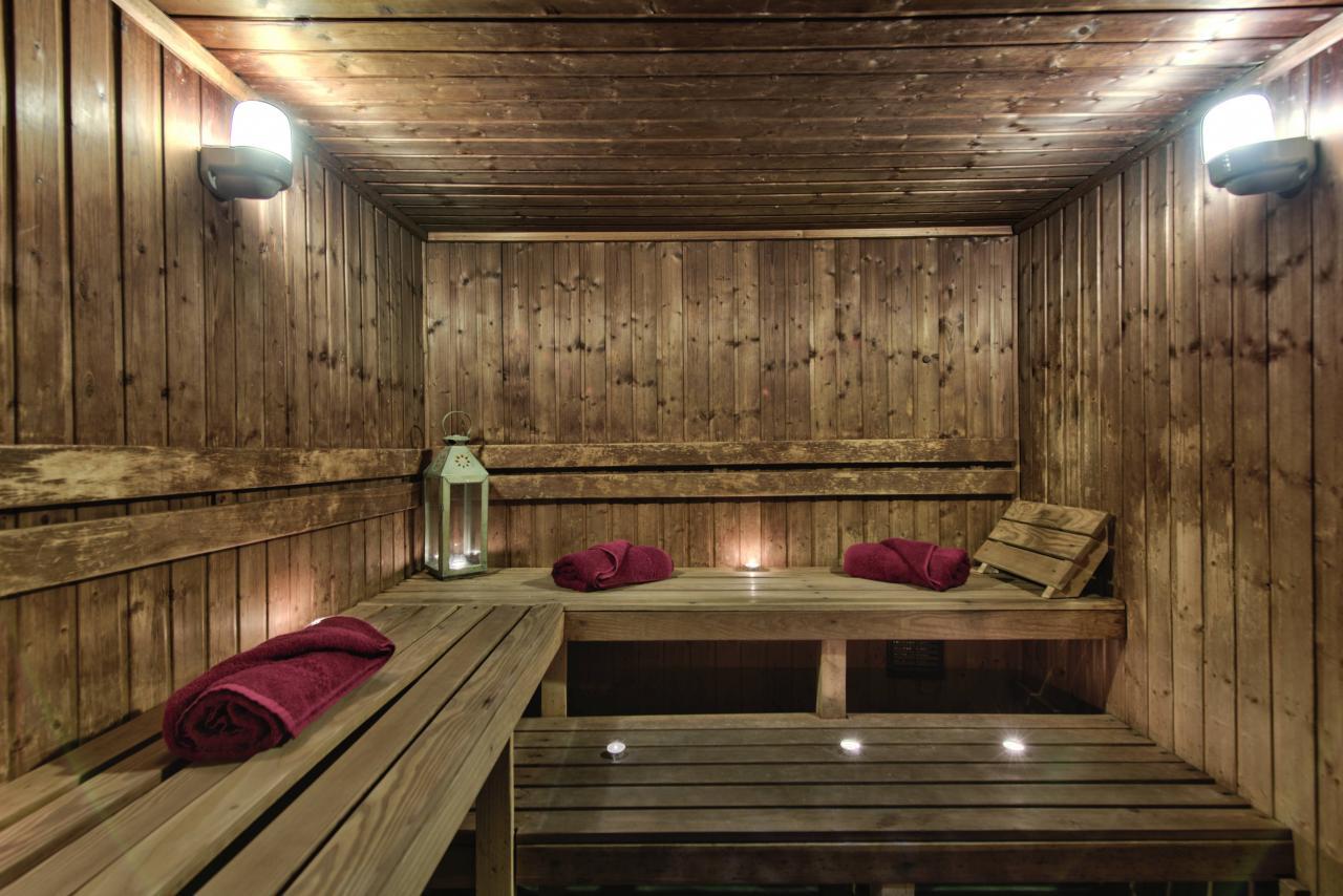 Pearl Spas - Sauna