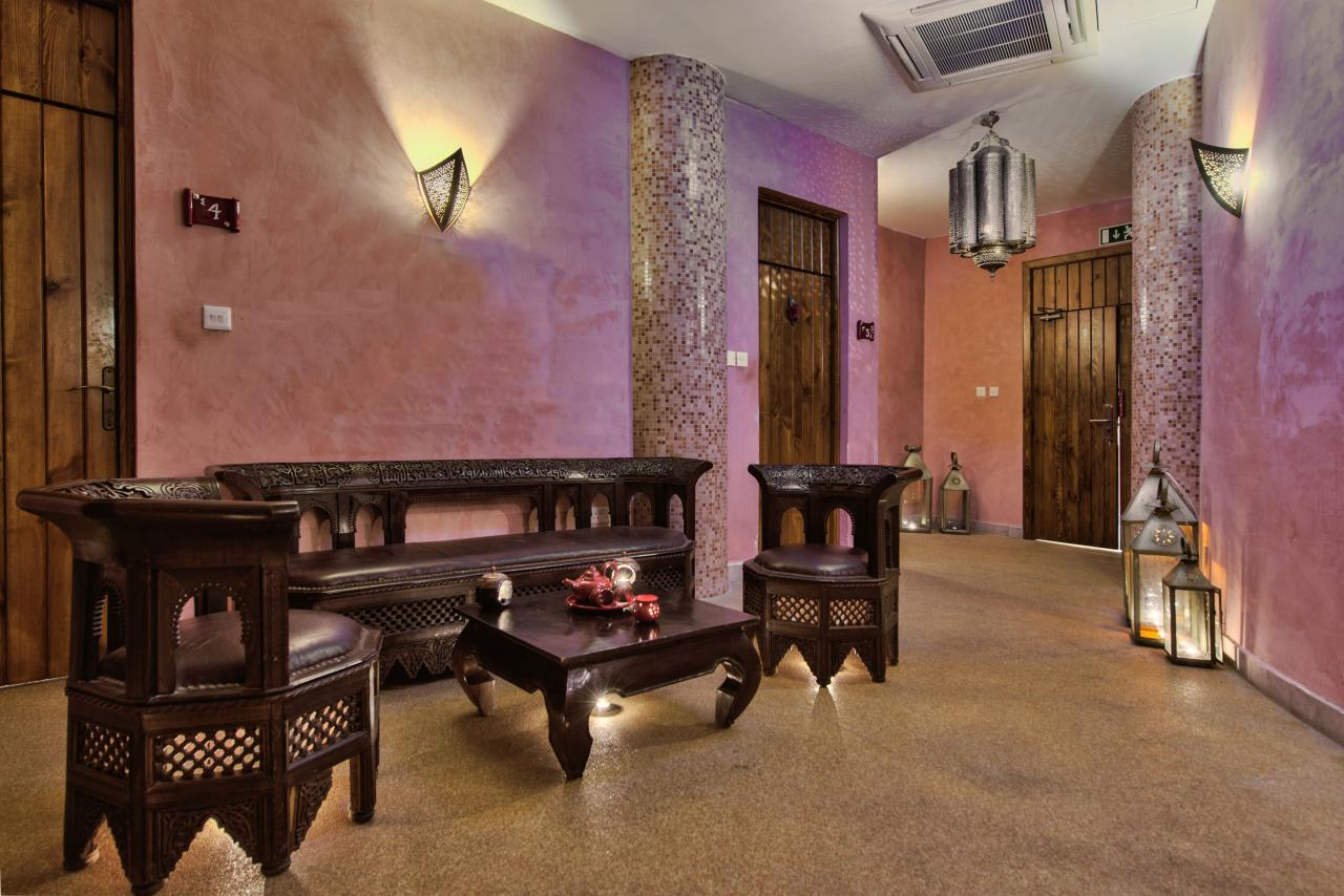 Pearl Spas - Relaxation Area