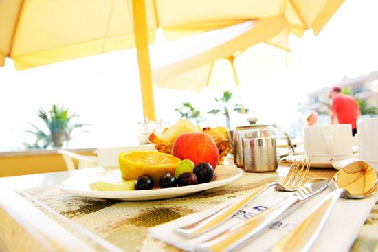 Coral Breakfast Buffet