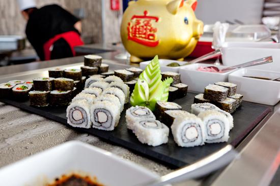 L-Orjent Sushi